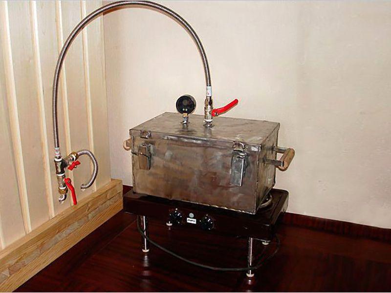Электродный парогенератор принцип работы