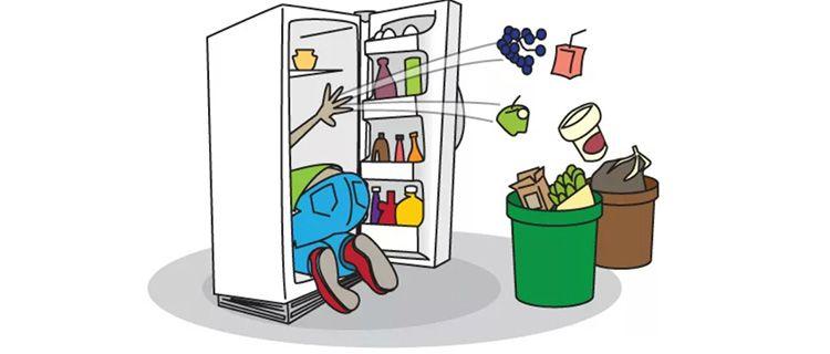Регулярно освобождайте холодильник от просроченных продуктов (особенно рыбных и кисломолочных)