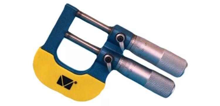 Такой прибор используется для измерения сложных деталей