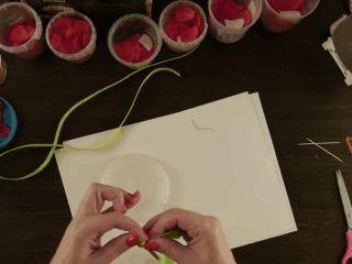 17-gap Мастер класс цветы из фоамирана