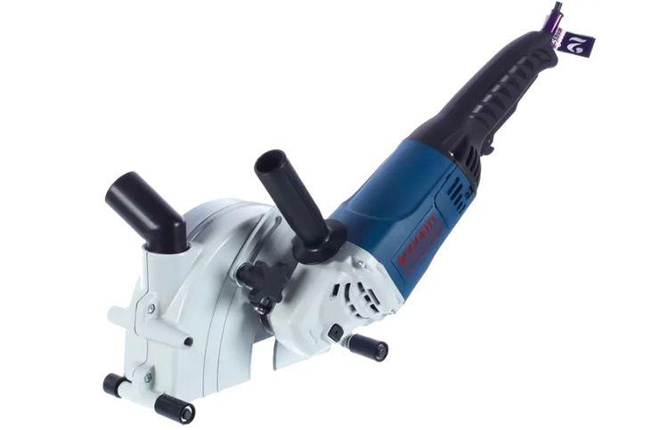 Штроборез Фиолент Б3-40 − этот инструмент относится к формату полупрофессиональных устройств