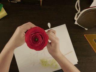 24-gap Мастер класс цветы из фоамирана