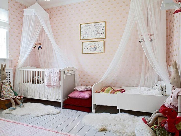 24 Шьем балдахин на детскую кроватку своими руками пошагово