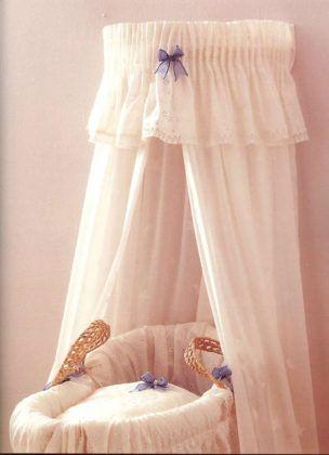 Покои для маленького принца или принцессы: зачем нужен балдахин на детскую кроватку, и как сэкономить на его покупке