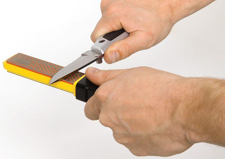 Брусок (точильный камень) – это абразивный инструмент, зернистость которого может варьироваться