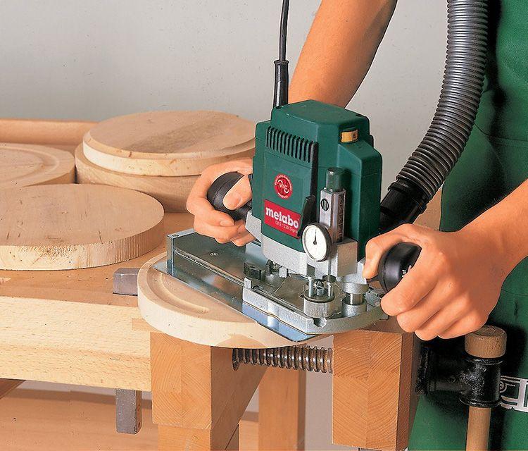 Еще одним важным элементом фрезера, на конструкцию и качество изготовления которого следует обращать внимание, является подошва.