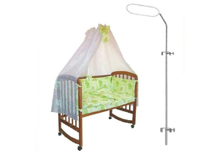 40 Шьем балдахин на детскую кроватку своими руками пошагово