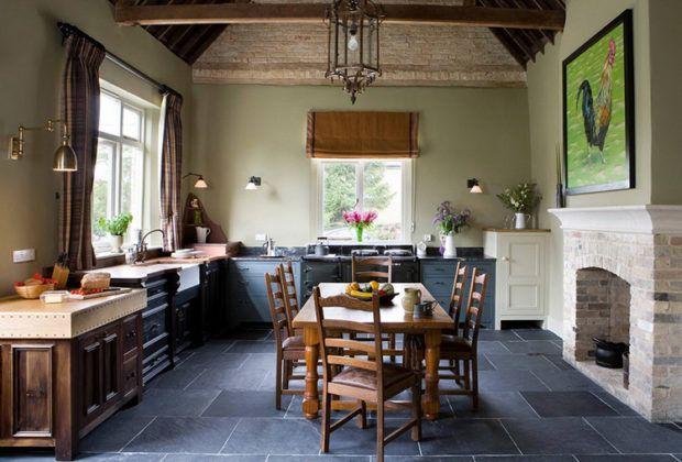 Средиземноморье у вас дома: секреты оформления кухни в стиле Прованс