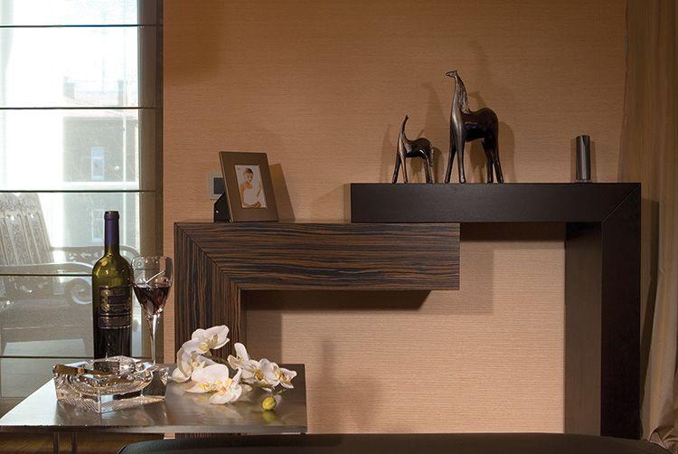 Если вы всё сделали правильно, то благородный коричневый вам обеспечен! Шоколадный цвет стен смотрится изысканно