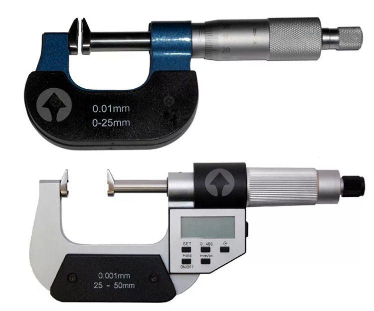 Зубомер аналоговый и электронный