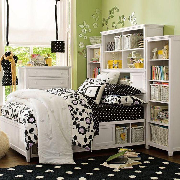 Мебель для детской спальни для девочек