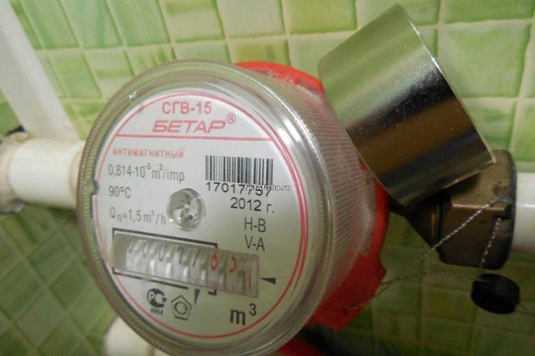 Для воздействия на водомеры нужно тщательно подбирать неодимовый магнит