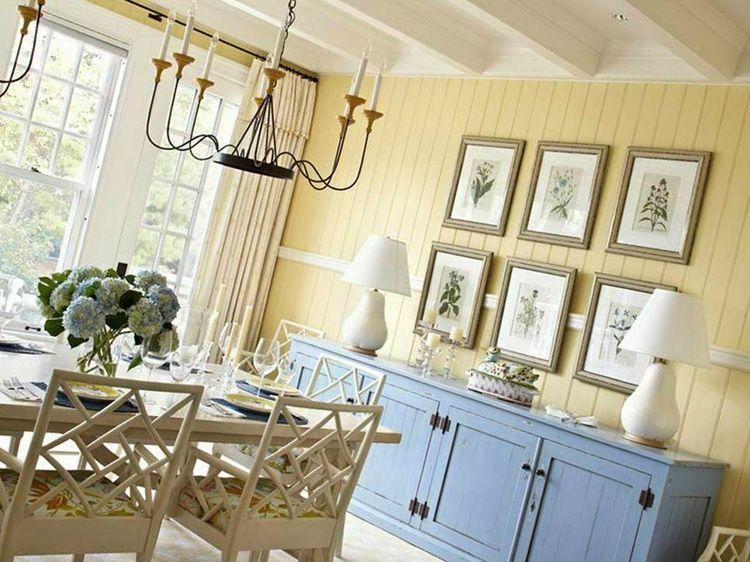 Большие окна позволяют добиться хорошей освещённости в помещении