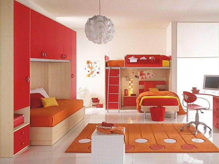 Фото мебели в детскую комнату для девочек разного возраста