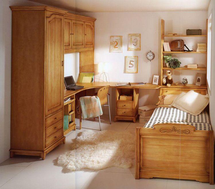 Элитная детская мебель для девочки