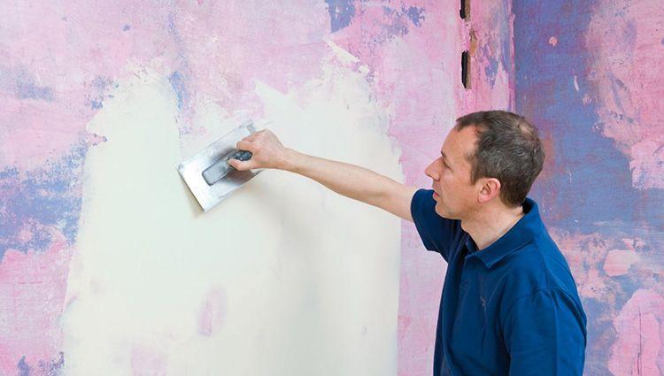 Поверхность под фреску должна быть хорошо подготовлена и иметь гладкую поверхность