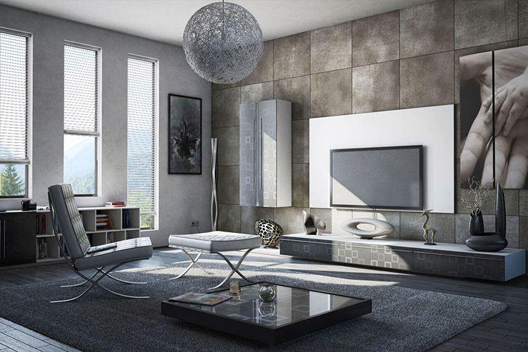 Гостиная «минимализм» – только самое необходимое