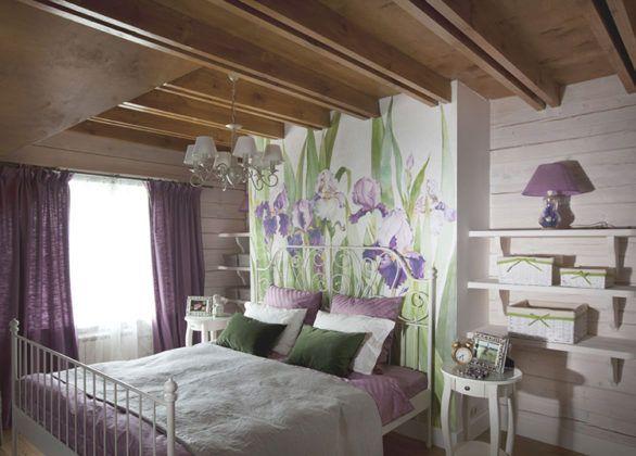 Что нужно, чтобы самостоятельно создать дизайн спальни в стиле прованс: фото, нюансы, рекомендации