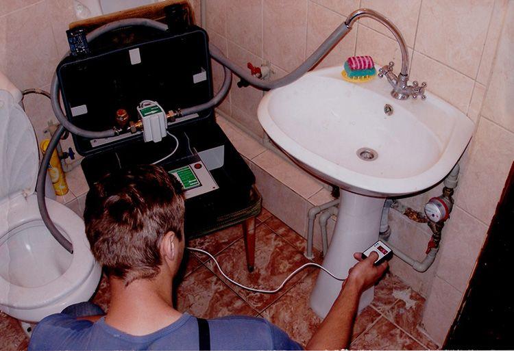 Проверка счетчика тесламетром