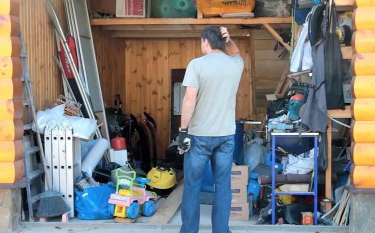 Первое и самое важное – навести ревизию у себя в гараже