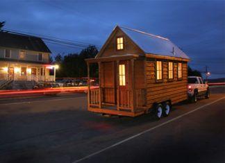 Бизнес-идея: как сделать большие деньги, соорудив баню на колёсах