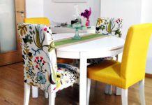Шикарные, универсальные, неповторимые: как могут изменить ваш интерьер чехлы на стулья со спинкой