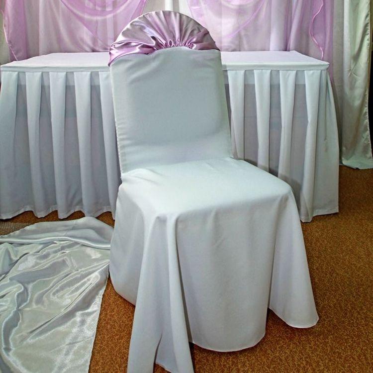 Чехол на стул из габардина