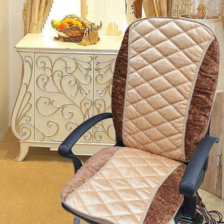 Либо классический вариант – но насколько он устроит хозяина кресла, сказать сложно
