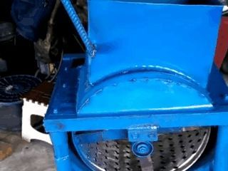 Хлам в дело! Самоделки из двигателя и барабана стиральной машины: от идеи до воплощения