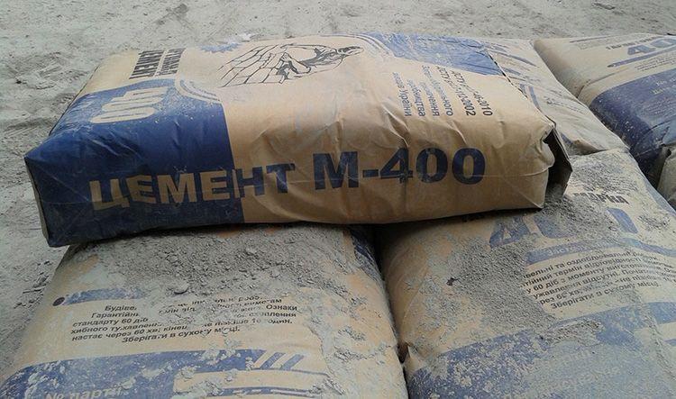Самая популярная марка цемента с прочностью 400 кг/см³, или М400. Её используют для проведения самых различных строительных работ