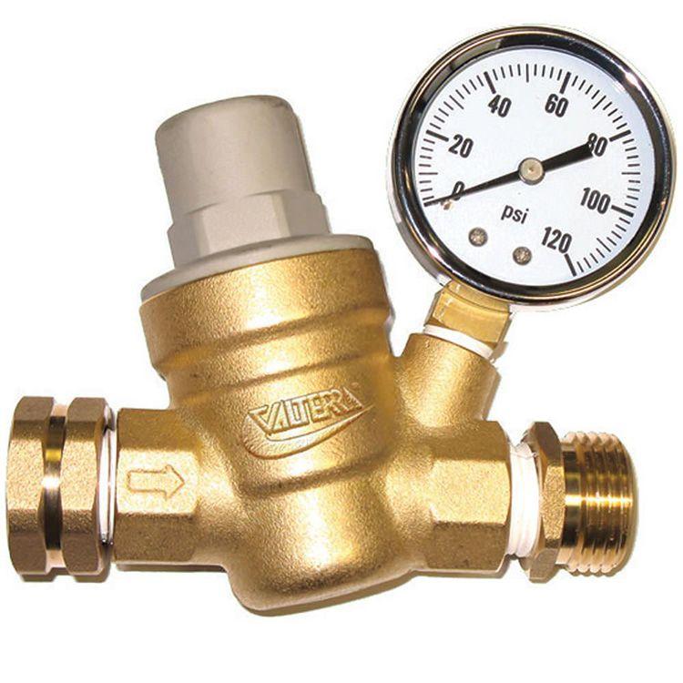 Регулятор давления поможет стабилизировать давление в системе
