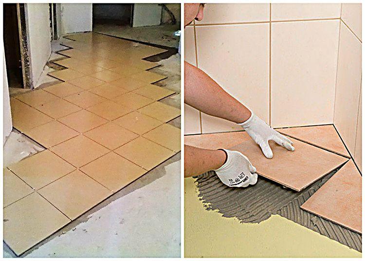 Ремонт на раз-два: как правильно класть плитку на пол, чтобы не переделывать работу заново