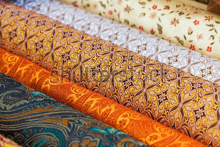 Расцветка ткани влияет на многое