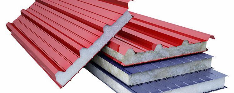 Для гаража следует выбирать панели, покрытые оцинкованной сталью