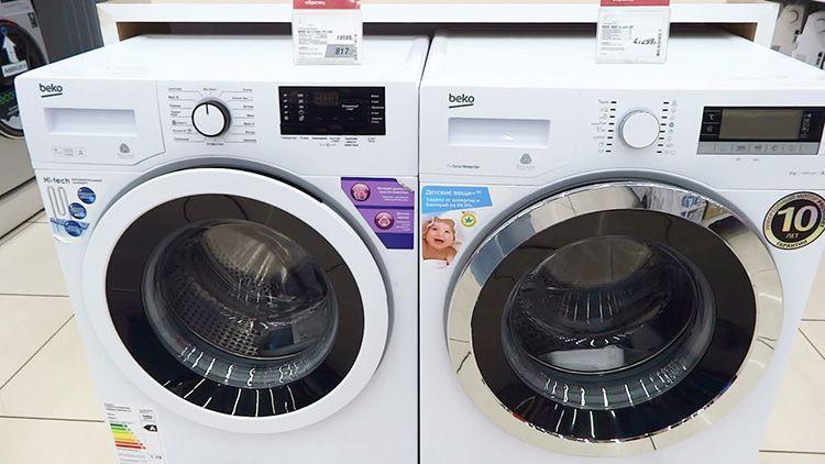 Конструкции стиральных машин от разных производителей могут значительно отличаться друг от друга