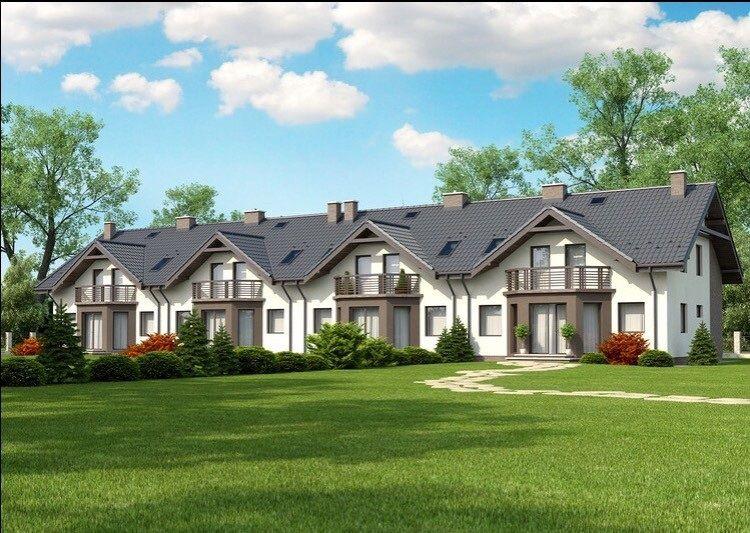 Дизайн экстерьера, позволяющий гармонично вписать здание в окружающий ландшафт