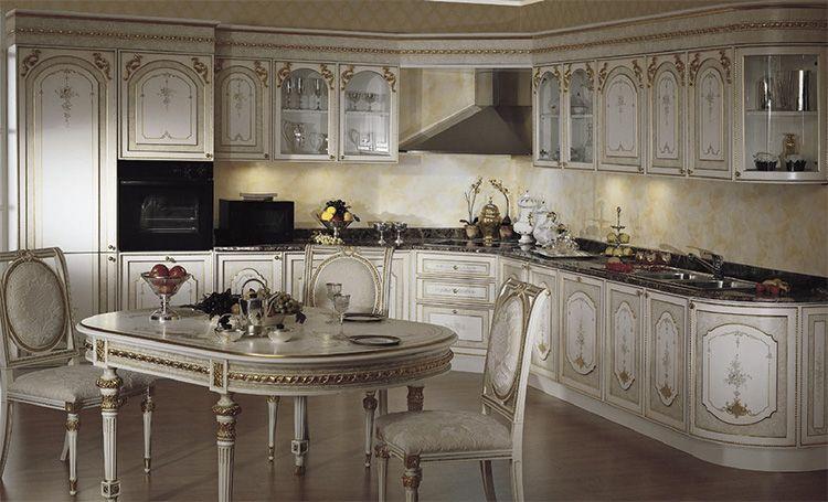 Стилевое исполнение кухонного гарнитура должно соответствовать интерьеру помещения