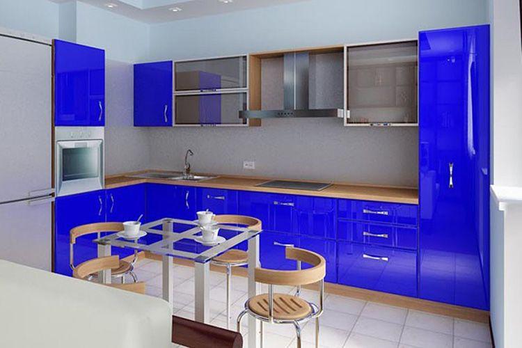 Вариант размещения кухонного гарнитура зависит от габаритов помещения