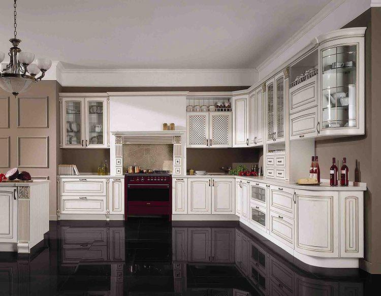 Классика кухонной мебели