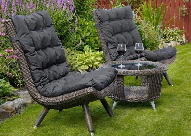 Удобная мебель для приятного и комфортного время препровождения