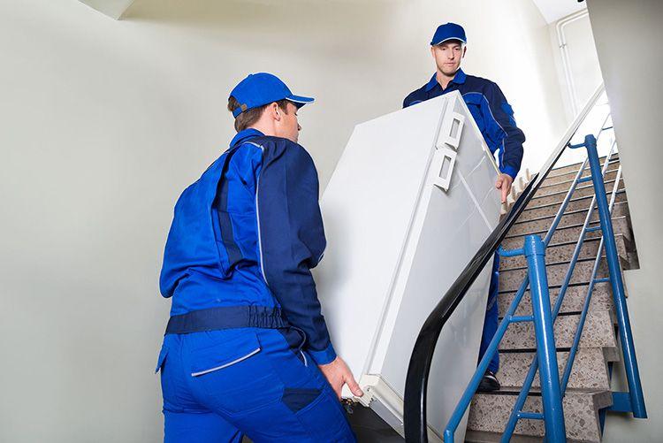 Транспортировка холодильника − не такая простая задача, как это кажется, на первый взгляд