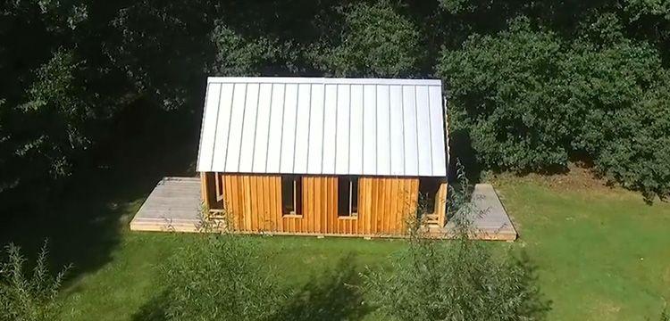 Дом, который построил Шолс для своей мамы