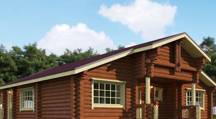 Дом мечты: выбираем лучший проект жилища из бревна