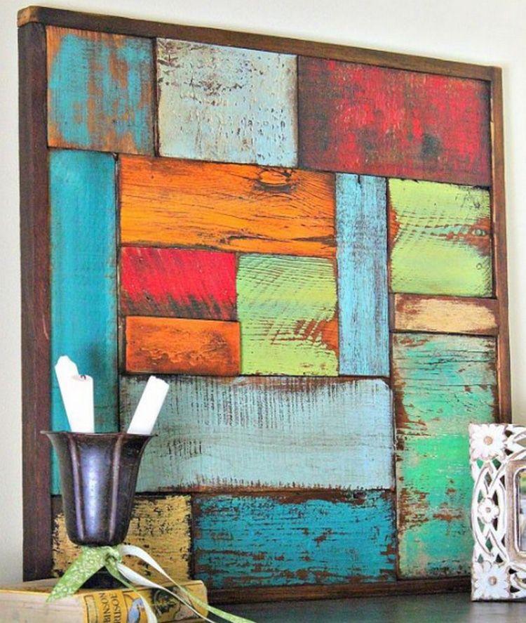 Панно на стену: нестандартный и бюджетный подход к оформлению вашего интерьера