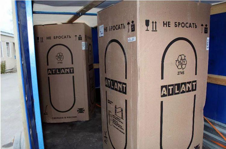 Преимущество заводской упаковки заключается в том, что производитель позаботился обо всех основных защитных устройствах и крепежах