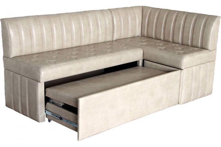 На самый крайний случай: выбираем угловой диван на кухню