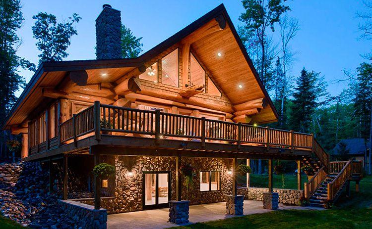 Деревянная постройка излучает специальные древесные смолы, которые производят легкий успокаивающий и терапевтический эффект.