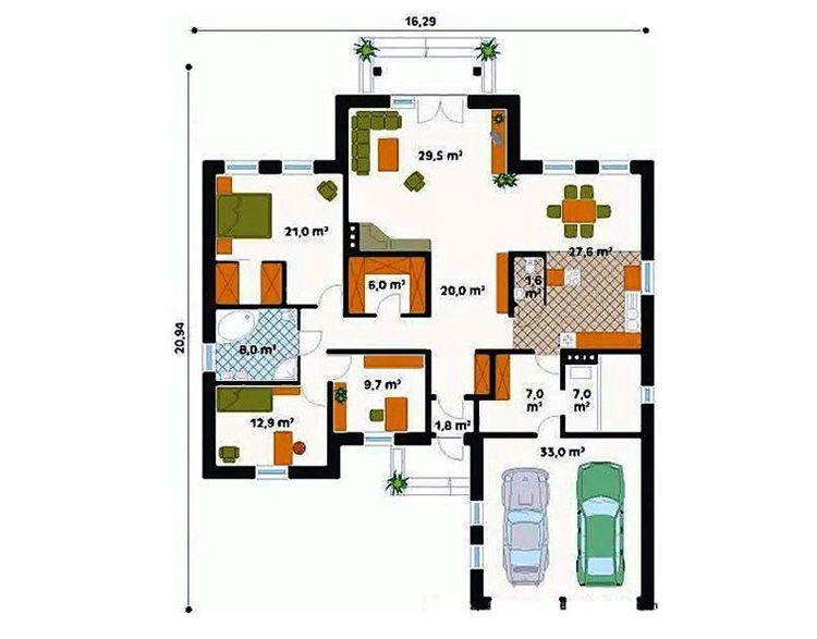На планах можно указать расположение комнат и оборудования, а также расположение выходов и запасных дверей