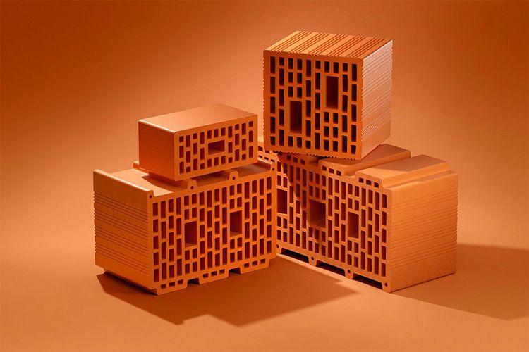 Поризованный кирпич широко используется в малоэтажном строительстве