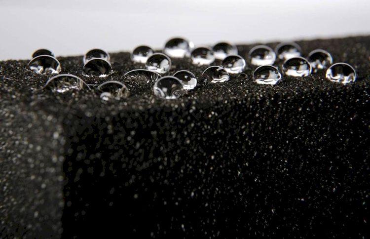 Вода не должна проникать внутрь теплоизоляционного материала